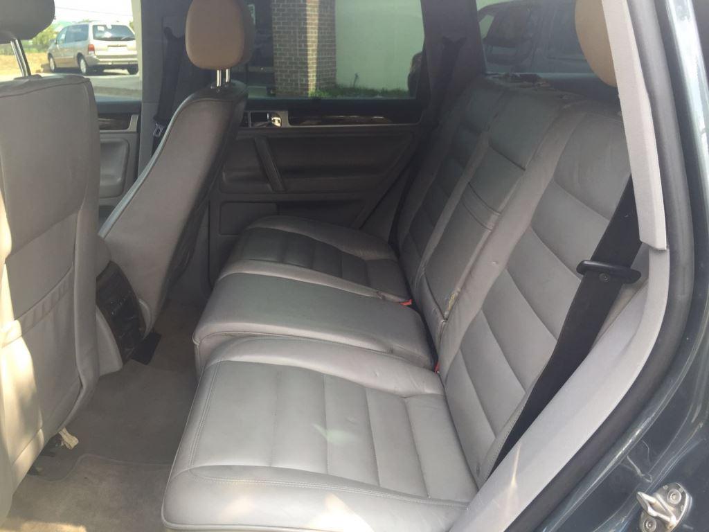 2006 Volkswagen Touareg for sale at Georgia True Auto Sales in Alpharetta GA