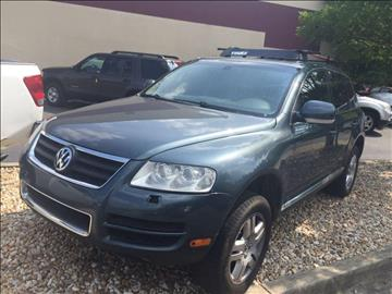 2006 Volkswagen Touareg for sale at Georgia True Auto Sales in Alpharetta GA