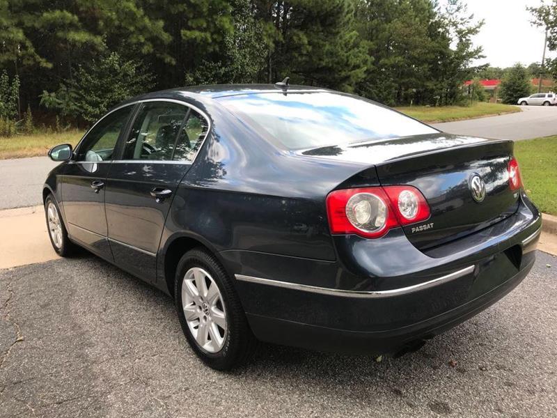 2007 Volkswagen Passat for sale at Georgia True Auto Sales in Alpharetta GA