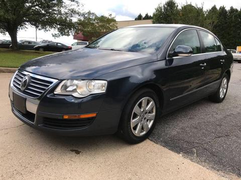2007 Volkswagen Passat for sale at Georgia True Auto Sales in Alpharetta GA