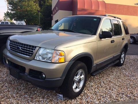 2003 Ford Explorer for sale at Georgia True Auto Sales in Alpharetta GA