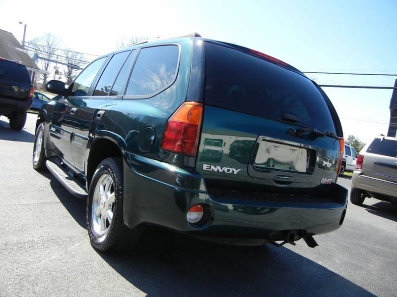 2005 GMC Envoy SLE 4WD 4dr SUV - Lynchburg VA