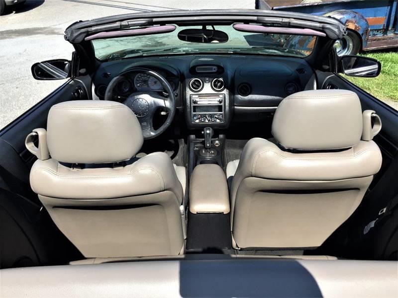 2003 Mitsubishi Eclipse Spyder GS 2dr Convertible - Lynchburg VA