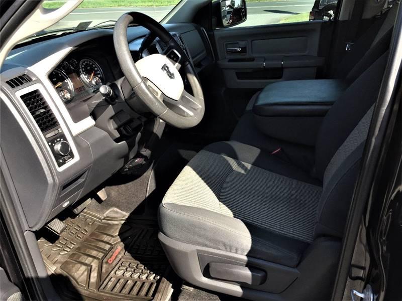2009 Dodge Ram Pickup 1500 4x4 SLT 4dr Crew Cab 5.5 ft. SB - Lynchburg VA
