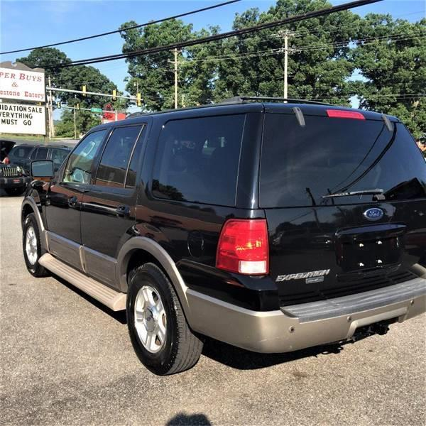 2004 Ford Expedition Eddie Bauer 4WD 4dr SUV - Lynchburg VA