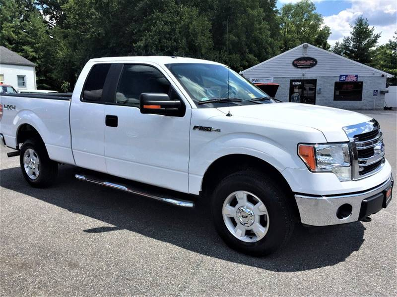 2013 Ford F-150 4x4 XLT 4dr SuperCab Styleside 6.5 ft. SB - Lynchburg VA