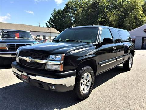 2004 Chevrolet Silverado 1500 for sale in Lynchburg, VA