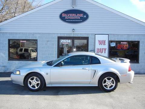 2004 Ford Mustang for sale in Lynchburg, VA