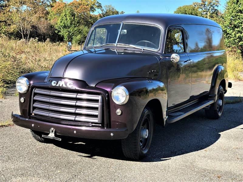 1951 GMC C/K 1500 Series Panel Truck - Lynchburg VA