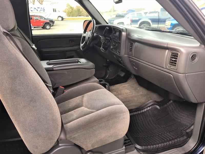 2005 Chevrolet Silverado 1500 4dr Extended Cab Z71 4WD SB - Lynchburg VA
