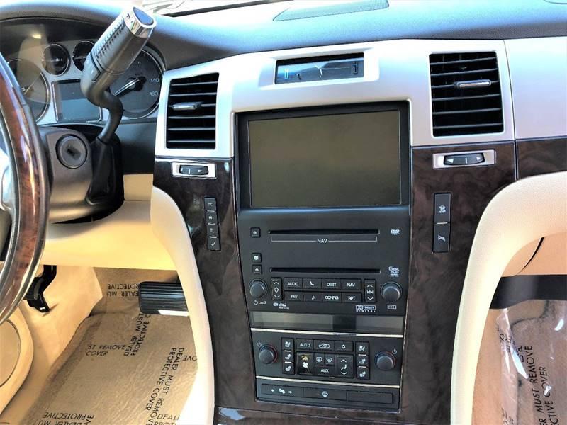 2007 Cadillac Escalade AWD 4dr SUV - Lynchburg VA