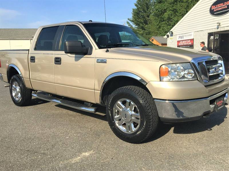 2008 Ford F-150 4x4 60th Anniversary Edition 4dr SuperCrew 5.5 ft. SB - Lynchburg VA