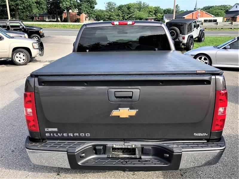2010 Chevrolet Silverado 1500 4x4 Work Truck 4dr Extended Cab 6.5 ft. SB - Lynchburg VA