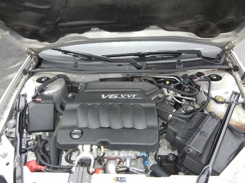 2012 Chevrolet Impala LT Fleet 4dr Sedan - Lynchburg VA