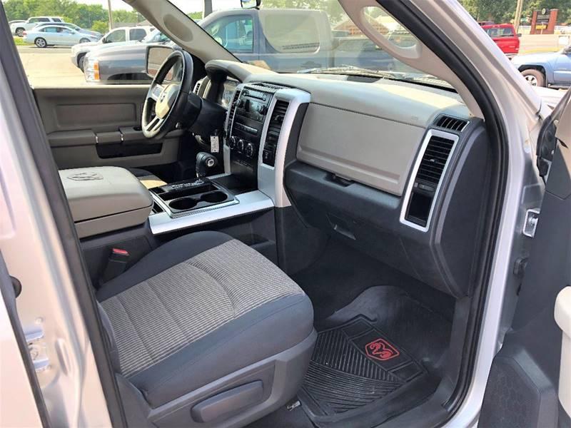 2009 Dodge Ram Pickup 1500 4x4 TRX4 Off Road 4dr Quad Cab 6.3 ft. SB - Lynchburg VA