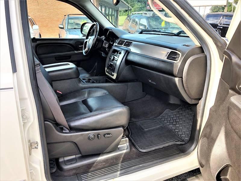 2013 Chevrolet Silverado 1500 4x4 LTZ 4dr Crew Cab 5.8 ft. SB - Lynchburg VA