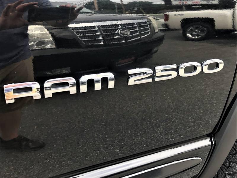 2006 Dodge Ram Pickup 2500 SLT 4dr Quad Cab 4WD SB - Lynchburg VA