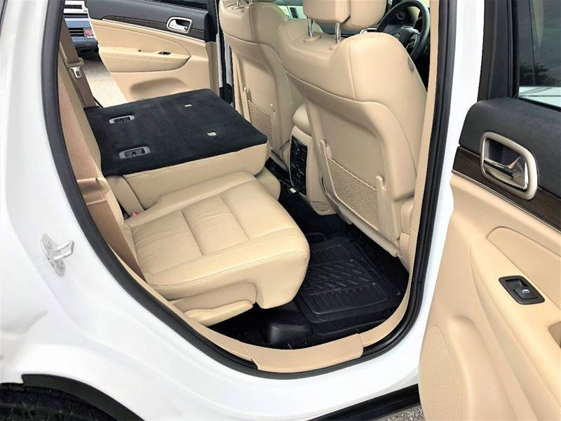 2014 Jeep Grand Cherokee 4x2 Limited 4dr SUV - Lynchburg VA