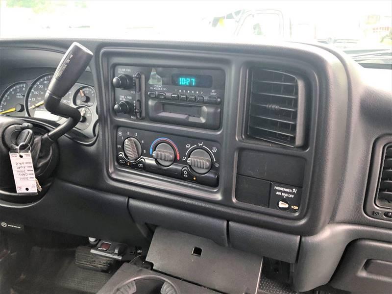 2000 Chevrolet Silverado 2500 3dr Extended Cab LB HD - Lynchburg VA