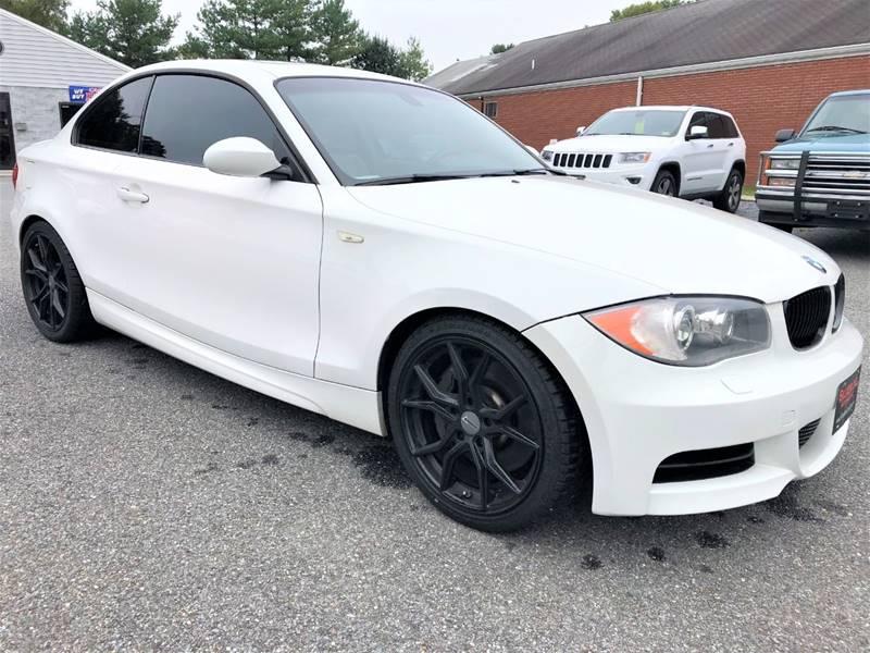 2009 BMW 1 Series 135i 2dr Coupe - Lynchburg VA
