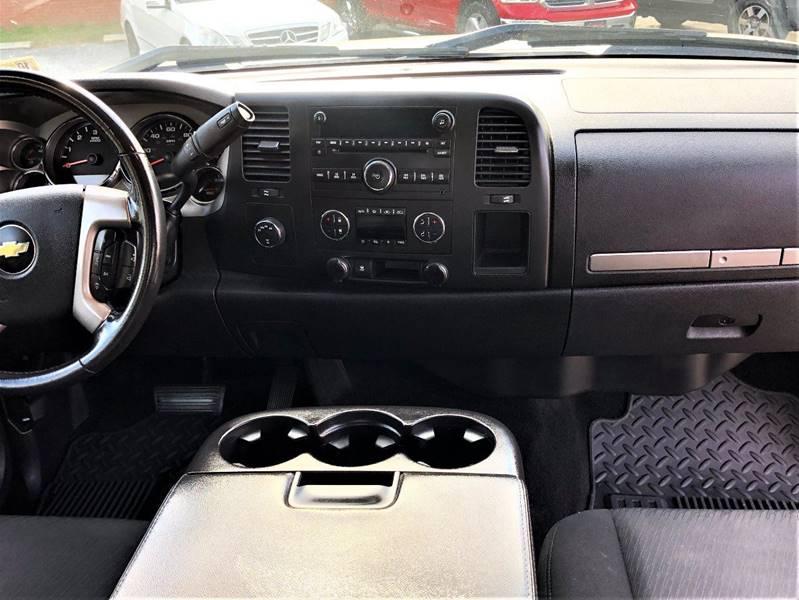2011 Chevrolet Silverado 1500 4x4 LT 4dr Extended Cab 6.5 ft. SB - Lynchburg VA