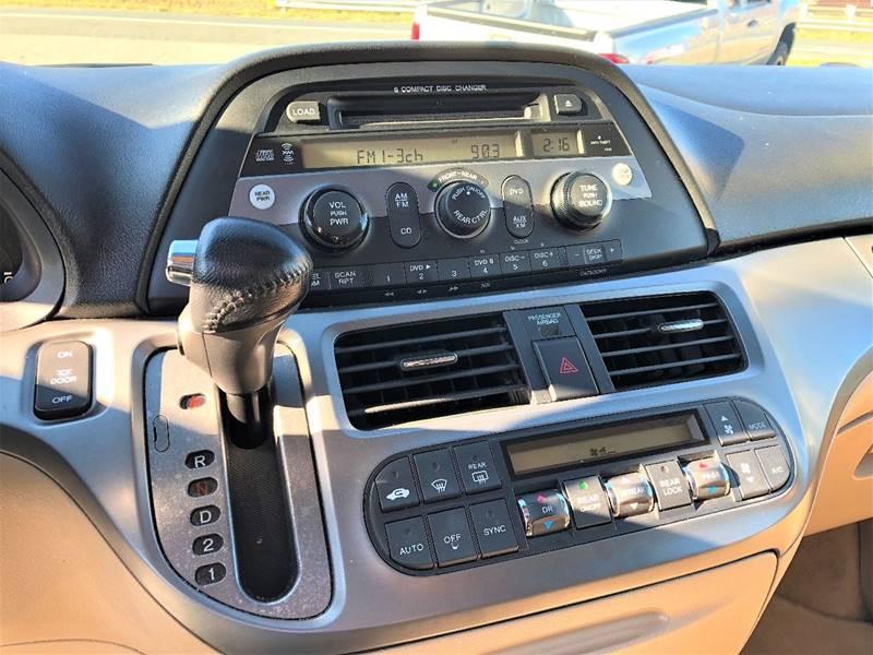 2007 Honda Odyssey EX-L 4dr Mini-Van w/DVD - Lynchburg VA