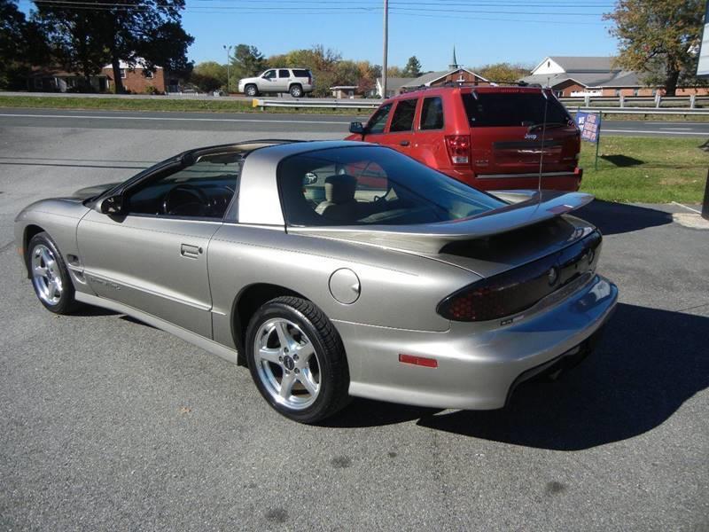 2001 Pontiac Firebird Trans Am 2dr Hatchback - Lynchburg VA