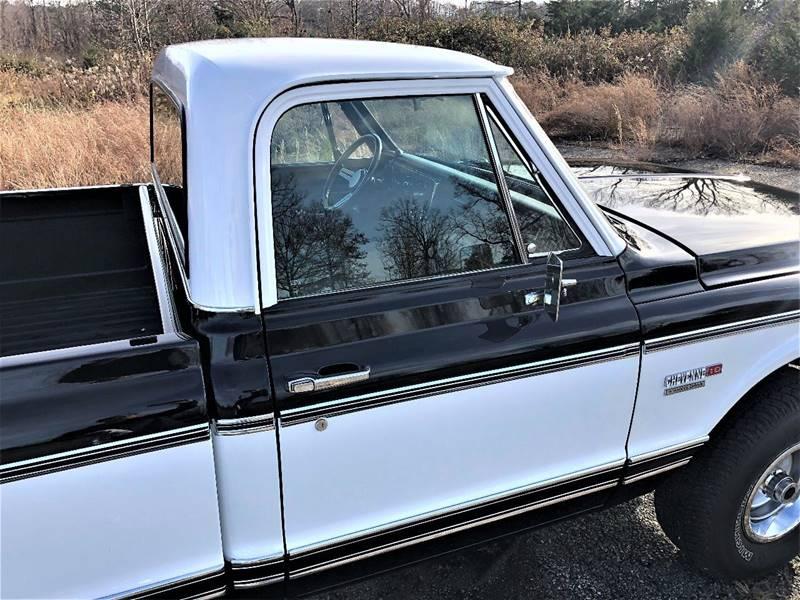 1972 Chevrolet C/K 10 Series Cheyenne 4x4 - Lynchburg VA
