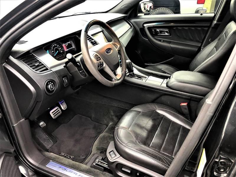 2014 Ford Taurus AWD SHO 4dr Sedan - Lynchburg VA