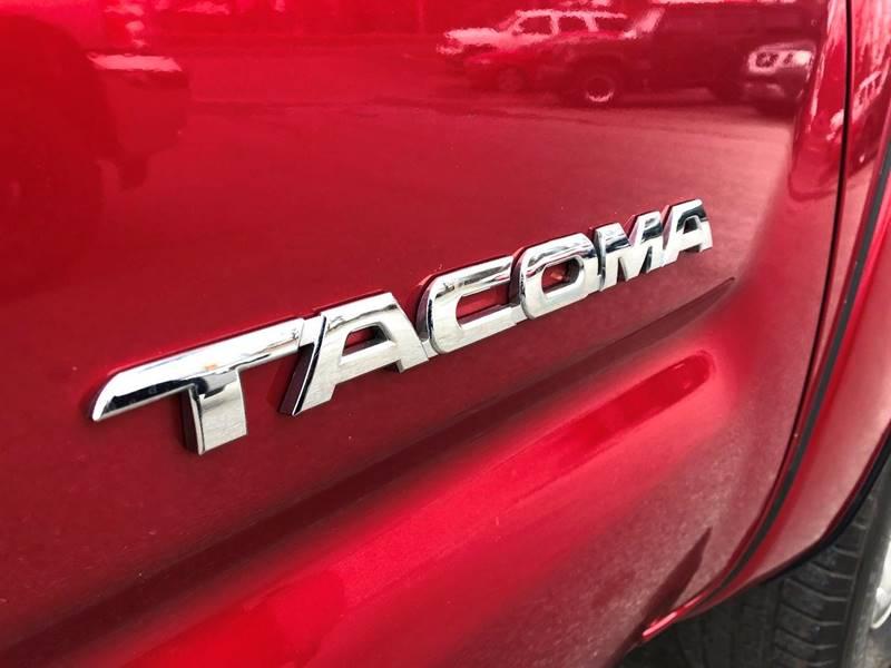 2007 Toyota Tacoma V6 4dr Access Cab 4WD 6.1 ft. SB (4L V6 5A) - Lynchburg VA