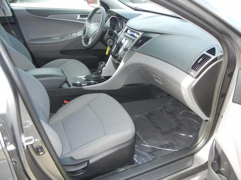 2011 Hyundai Sonata GLS 4dr Sedan - Lynchburg VA
