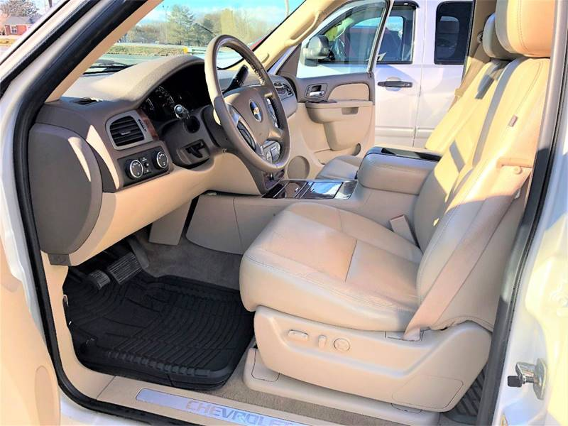 2011 Chevrolet Tahoe 4x4 LTZ 4dr SUV - Lynchburg VA
