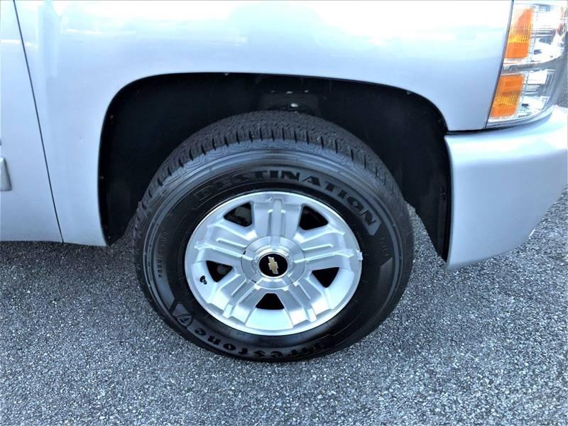 2013 Chevrolet Silverado 1500 4x4 LT 4dr Extended Cab 6.5 ft. SB - Lynchburg VA