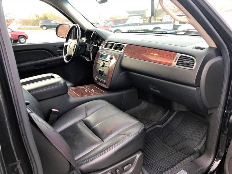 2007 Chevrolet Suburban LTZ 1500 4dr SUV 4WD - Lynchburg VA