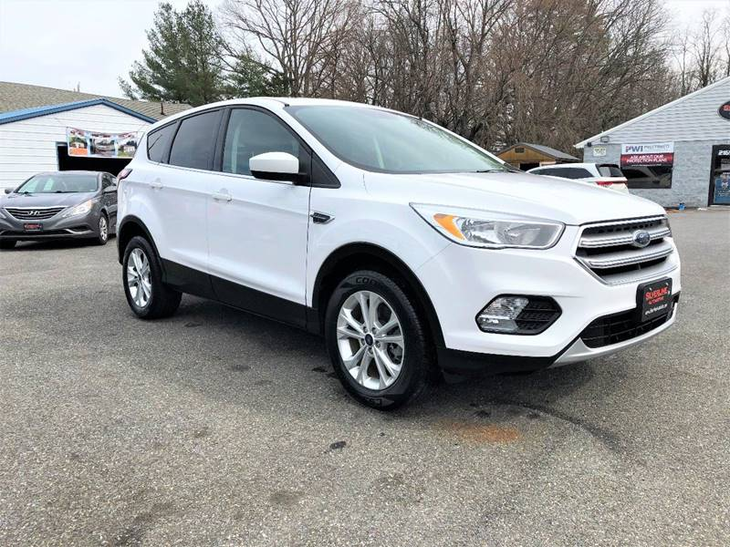 2017 Ford Escape AWD SE 4dr SUV - Lynchburg VA
