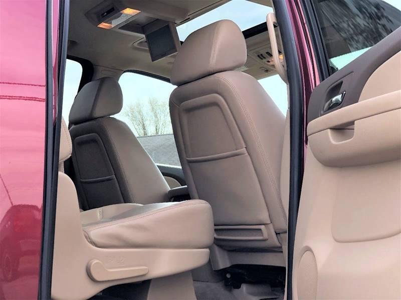 2009 Chevrolet Suburban 4x4 LTZ 1500 4dr SUV - Lynchburg VA