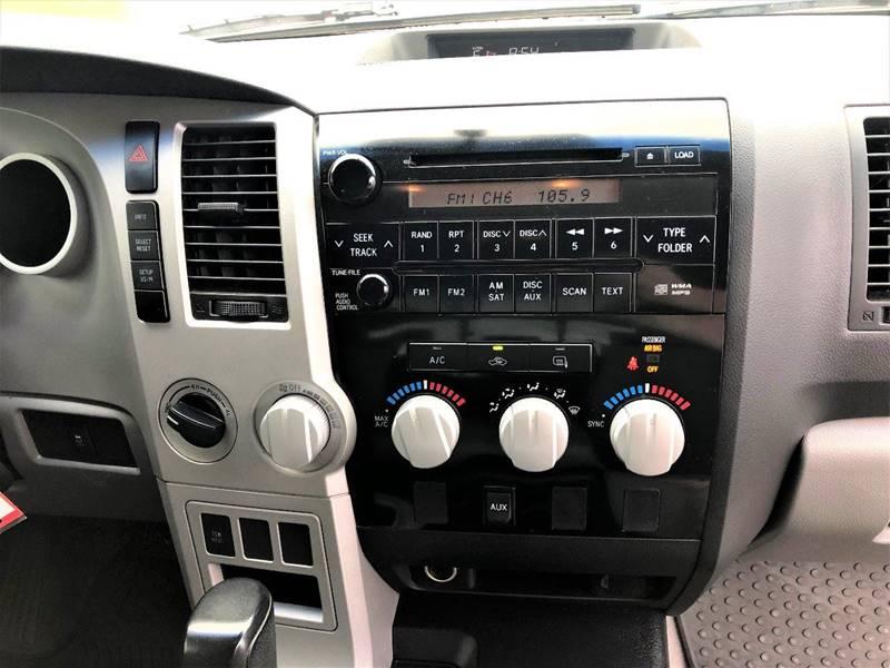2007 Toyota Tundra SR5 4dr Double Cab 4WD SB (5.7L V8) - Lynchburg VA