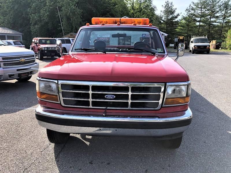 1997 Ford F-450 4X2 2dr Regular Cab - Lynchburg VA