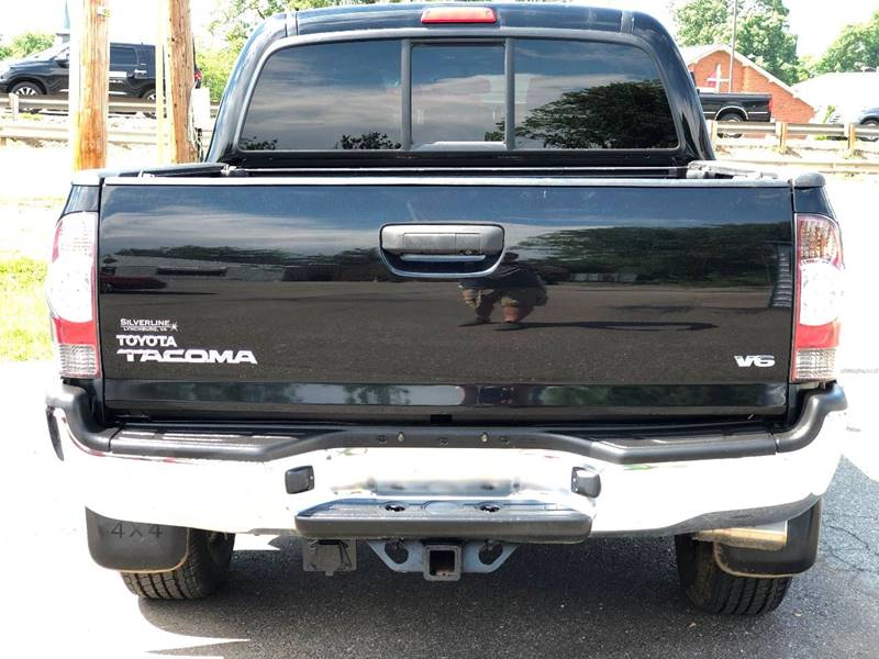 2011 Toyota Tacoma 4x4 V6 4dr Double Cab 5.0 ft SB 5A - Lynchburg VA
