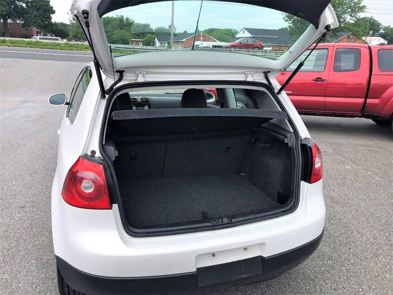 2009 Volkswagen Rabbit S 2dr Hatchback 6A - Lynchburg VA