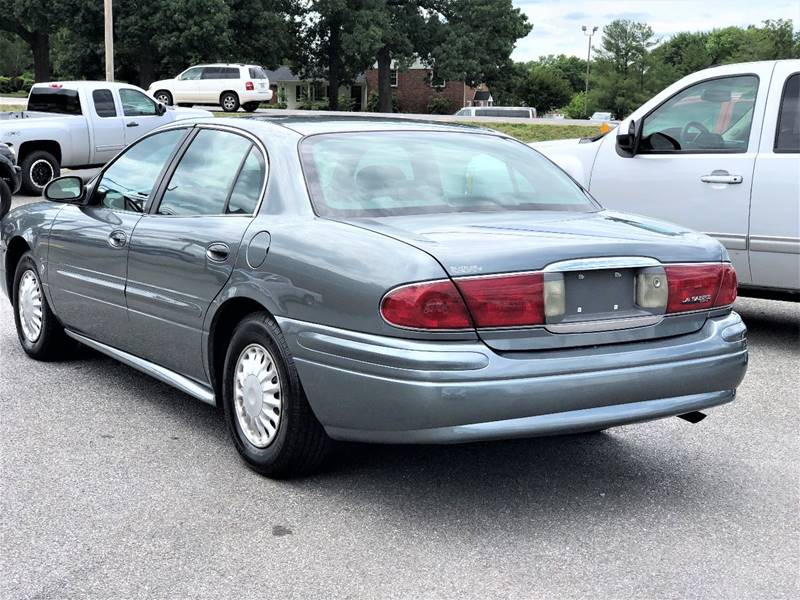 2004 Buick LeSabre Custom 4dr Sedan - Lynchburg VA