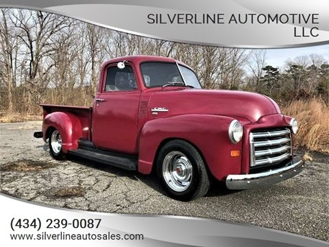 1949 GMC C/K 1500 Series for sale in Lynchburg, VA