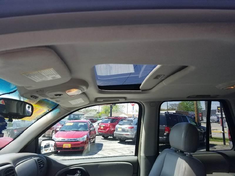 2005 Chevrolet TrailBlazer LT 4WD 4dr SUV - Hammond IN