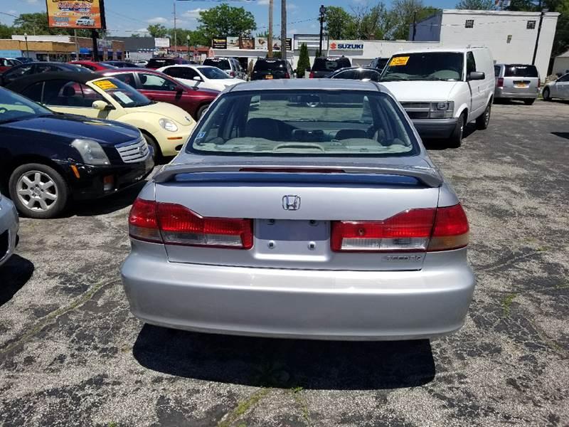 2001 Honda Accord EX V6 4dr Sedan - Hammond IN