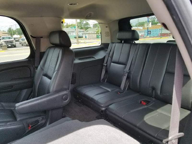 2008 Chevrolet Tahoe 4x4 LTZ 4dr SUV - Hammond IN