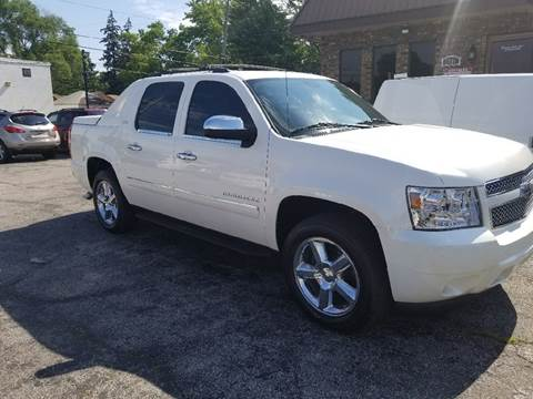 2011 Chevrolet Avalanche for sale in Hammond, IN