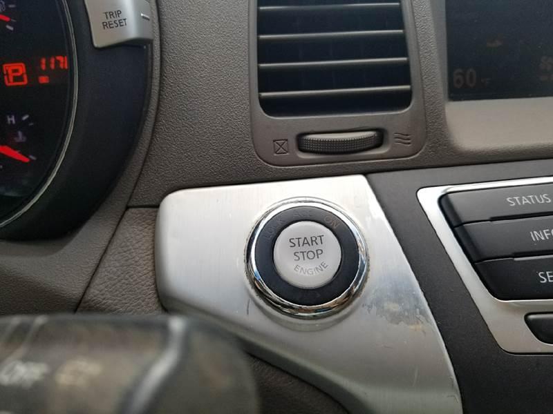 2010 Nissan Murano AWD SL 4dr SUV - Hammond IN