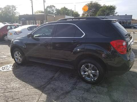 2015 Chevrolet Equinox for sale in Hammond, IN