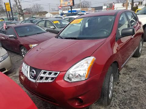 2012 Nissan Rogue for sale in Hammond, IN