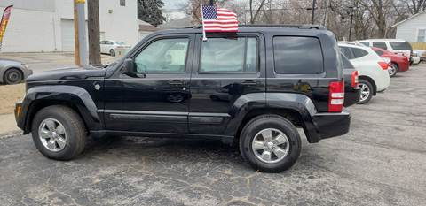 2008 Jeep Liberty for sale in Hammond, IN